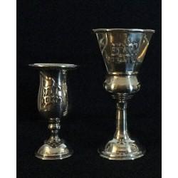 """""""YALDA TOVA"""" Kiddush cup- for girls"""