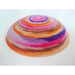 Special colorfuul design Knitted Kippah