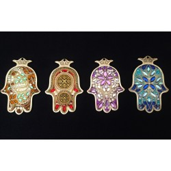 Beautiful handmade Hamsa Wall pendant
