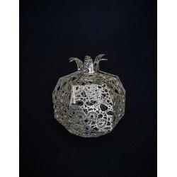 Beautiful & Unique Metalace Dedorative Pomegranate