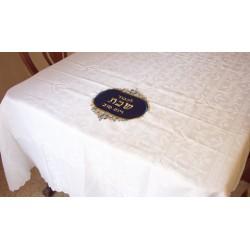 "Beautiful ""round Jerusalem design"" Tablecloth"