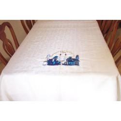 Beautiful Jerusalem design Tablecloth