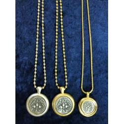 Israeli ancient coin design pendants