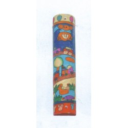 Wooden Mezuzah Children's room design (2)