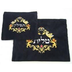 Velvet Talit & Tefilin bag