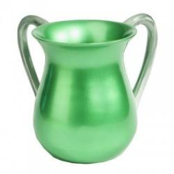 Metal washing cup- Green